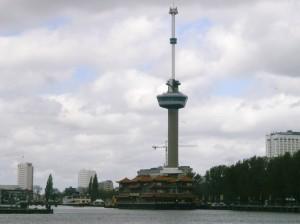 Rotterdam's famous Euromast